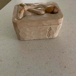 Willow Tree Accents - Willow Tree Serenity Curio/Keepsake Box